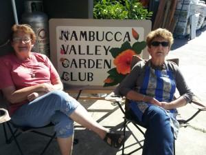 Garden Club Stall